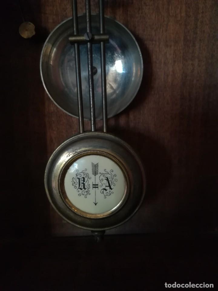 Relojes de pared: RELOJ PARED COPPEL CARGA MANUAL - Foto 5 - 194491440