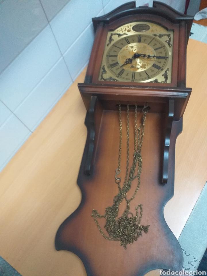 RELOJ DE PARED TEMPUS FUGIT ( MICRO) PARA RESTAURAR O PIEZAS (Relojes - Pared Carga Manual)