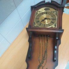 Relojes de pared: RELOJ DE PARED TEMPUS FUGIT ( MICRO) PARA RESTAURAR O PIEZAS. Lote 194503091