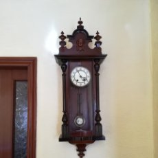 Relojes de pared: RELOJ DE PARED ANTIGUO. Lote 195053233