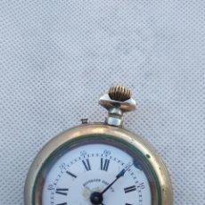 Relojes de pared: ROSKOPF PATENTE ORIGINAL DE ESTRELLA LOBULADA. Lote 195099882