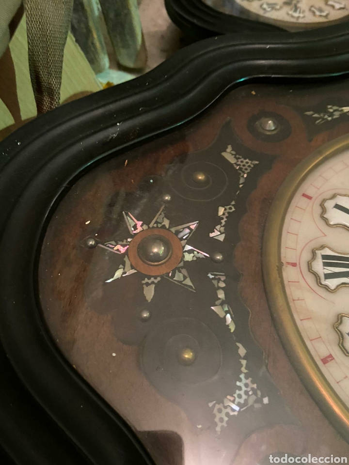 Relojes de pared: Reloj ojo de buey - Foto 3 - 195156425