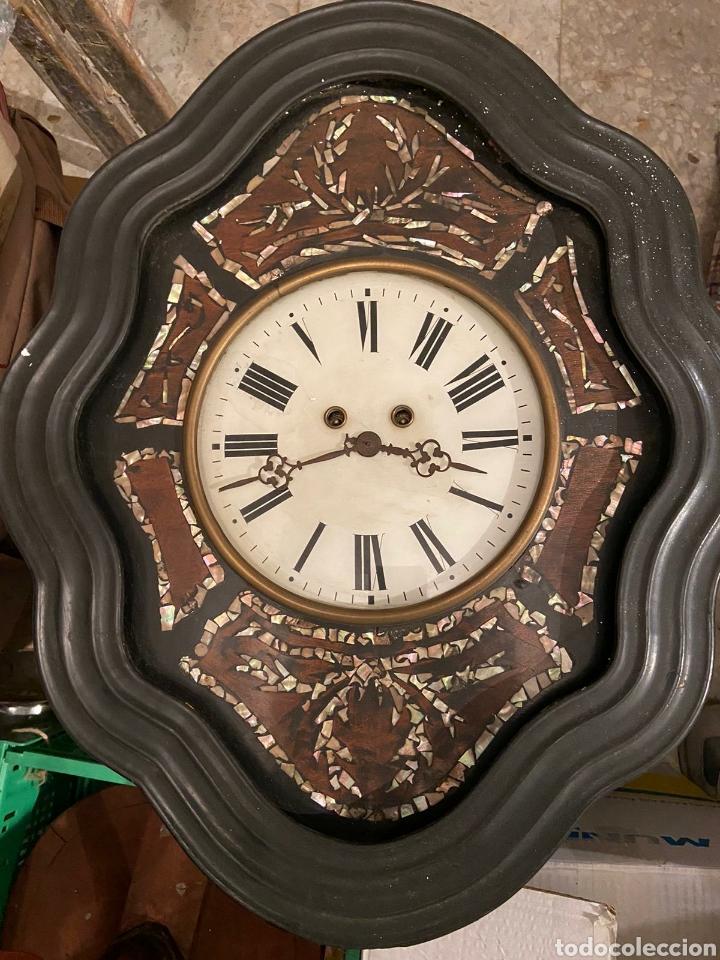 Relojes de pared: Reloj ojo de buey - Foto 2 - 195156437