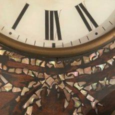 Relojes de pared: RELOJ OJO DE BUEY. Lote 195156437