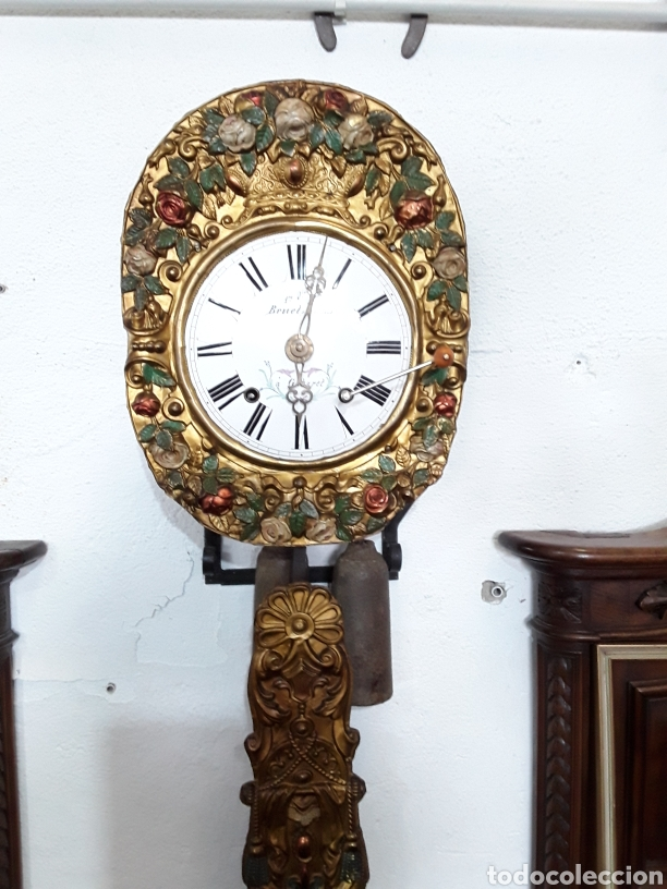 Relojes de pared: Reloj More de pendulo real - Foto 3 - 195176477