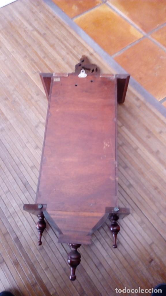 Relojes de pared: Reloj de pared péndulo mores desconozco año leer - Foto 9 - 195300356