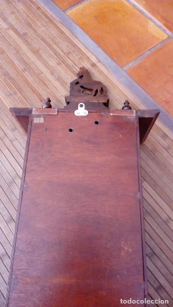 Relojes de pared: Reloj de pared péndulo mores desconozco año leer - Foto 10 - 195300356