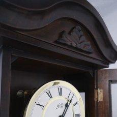 Relojes de pared: RELOJ HERÁLDICO DE CUERDA PARA PARED. Lote 195434553