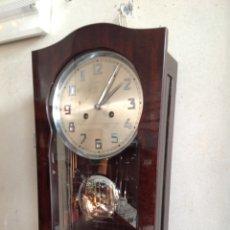 Relojes de pared: ANTIGUO RELOJ DE PARED ALEMÁN SARS SONERIA. Lote 195530791