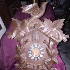 Relojes de pared: RELOJ DE CUCO EN BUEN ESTADO. Lote 195749176