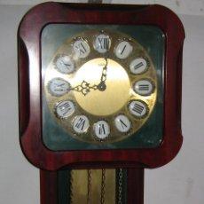Relojes de pared: RELOJ SARS PARED AÑOS 80. Lote 196334237