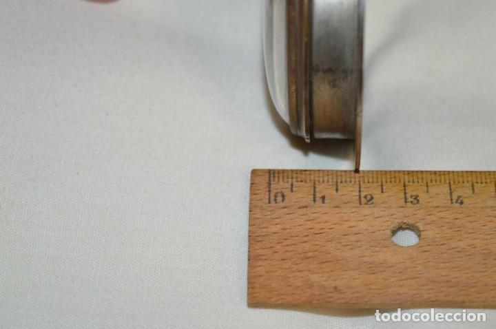 Relojes de pared: G. J . - Antiguo reloj de BARCO / AVIÓN - De carga manual / Funcionando - Marca G.J. ¡Mira fotos! - Foto 9 - 196473851