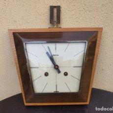 Relojes de pared: MAGNIFICO RELOJ DE PARED MARCA HERMLE, PERFECTO. Lote 197592727