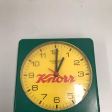 Relojes de pared: RELOJ KNORR. Lote 198205583