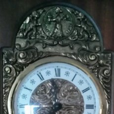 Relojes de pared: RELOJ DE PARED ANTIGUO. Lote 198369355