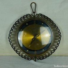 Relojes de pared: RELOJ ATLANTA DE CUERDA. Lote 56117620