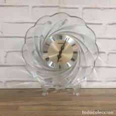 Relojes de pared: RELOJ SUNFORM SASAKI JAPÓN 1970`S. Lote 198943336