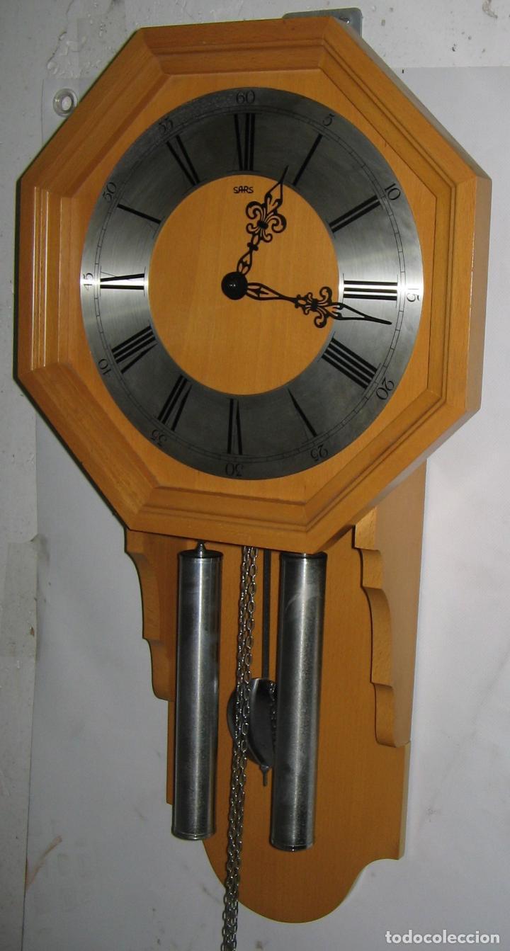 Relojes de pared: Reloj de pared SARS - Foto 2 - 199273066