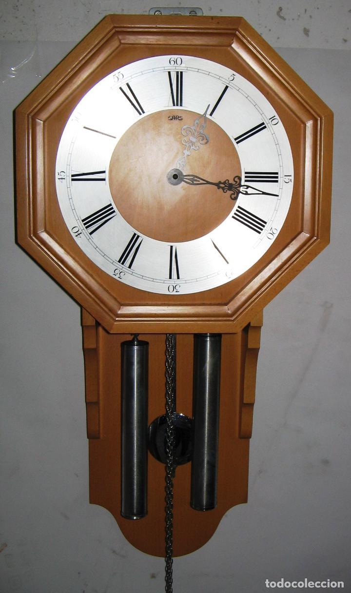 Relojes de pared: Reloj de pared SARS - Foto 3 - 199273066