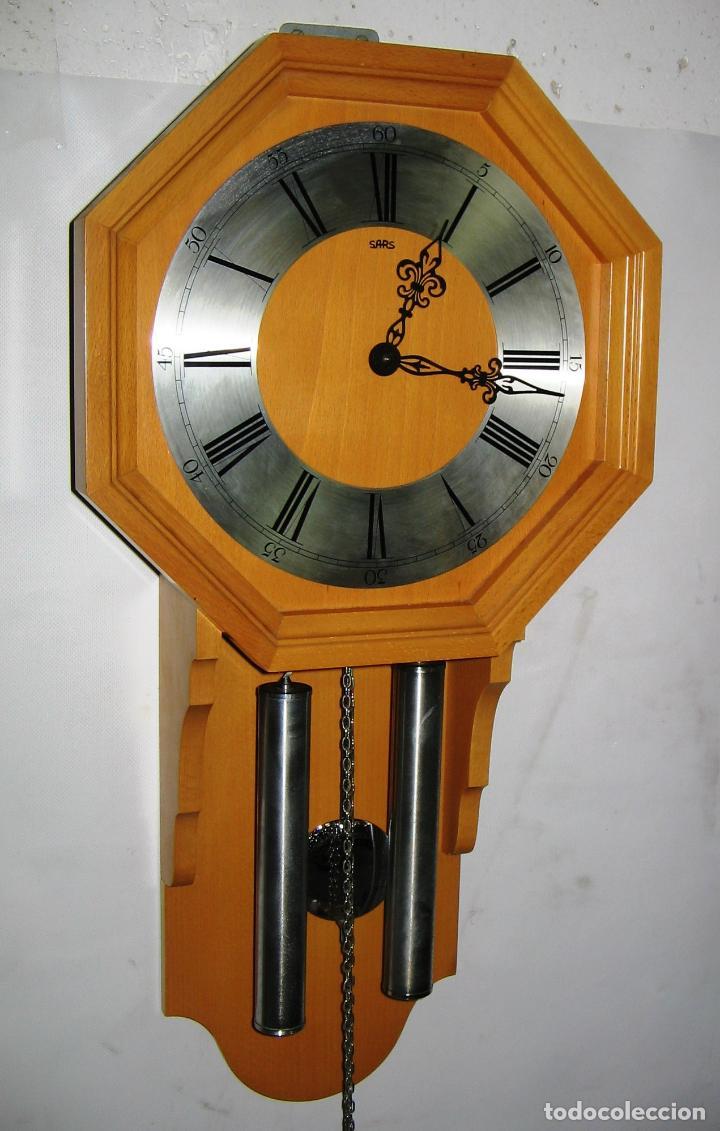 Relojes de pared: Reloj de pared SARS - Foto 4 - 199273066