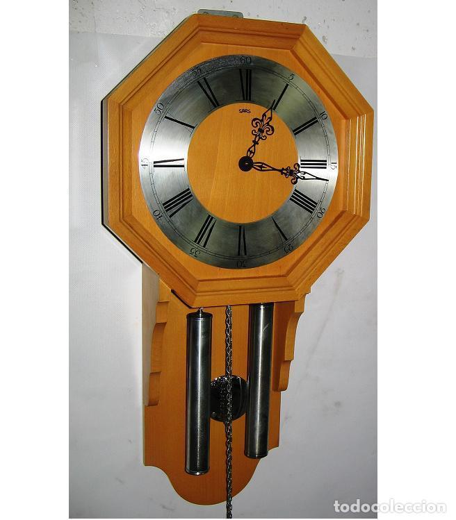 RELOJ DE PARED SARS (Relojes - Pared Carga Manual)