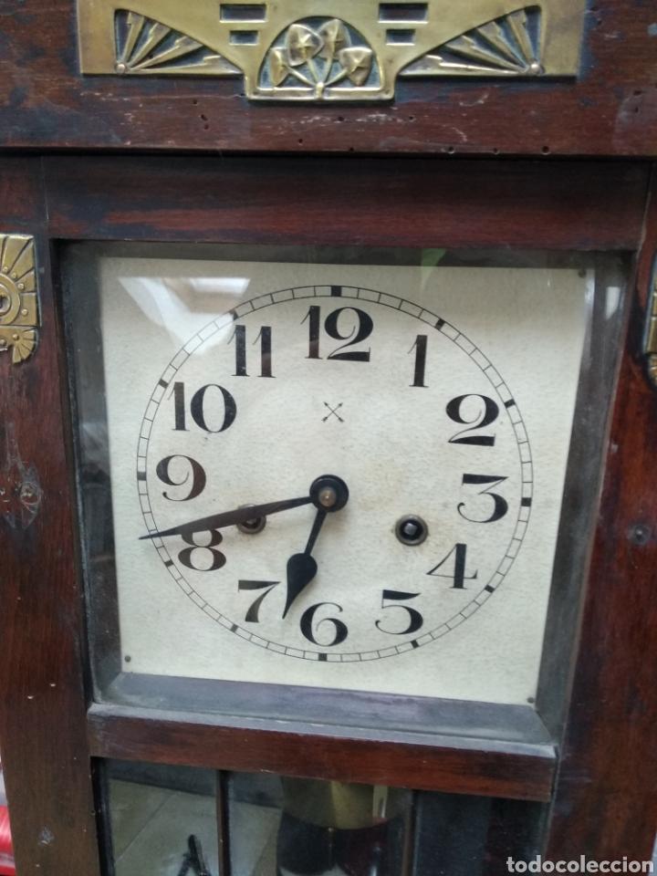 Relojes de pared: Reloj pared antiguo - Foto 4 - 200724556