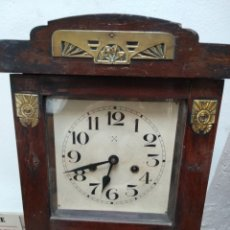 Relojes de pared: RELOJ PARED ANTIGUO. Lote 200724556