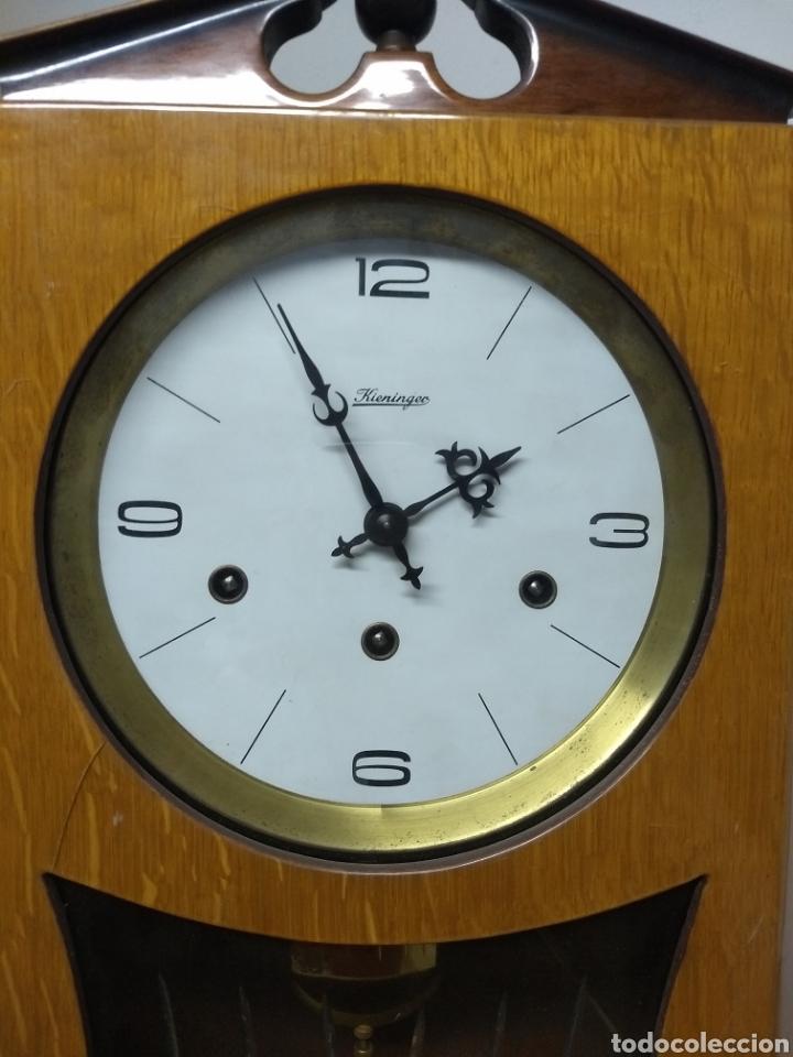 Relojes de pared: Reloj de pared marca kieninger - Foto 2 - 202613177