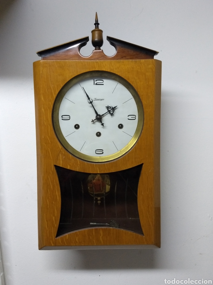 RELOJ DE PARED MARCA KIENINGER (Relojes - Pared Carga Manual)