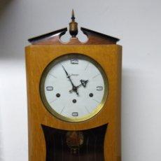 Relojes de pared: RELOJ DE PARED MARCA KIENINGER. Lote 202613177