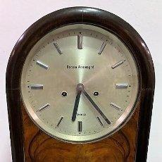 Relojes de pared: RELOJ DE PARED ART-DECO. Lote 203163977