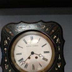 Relojes de pared: RELOJ DE PARED ANTIGUO. Lote 203878685