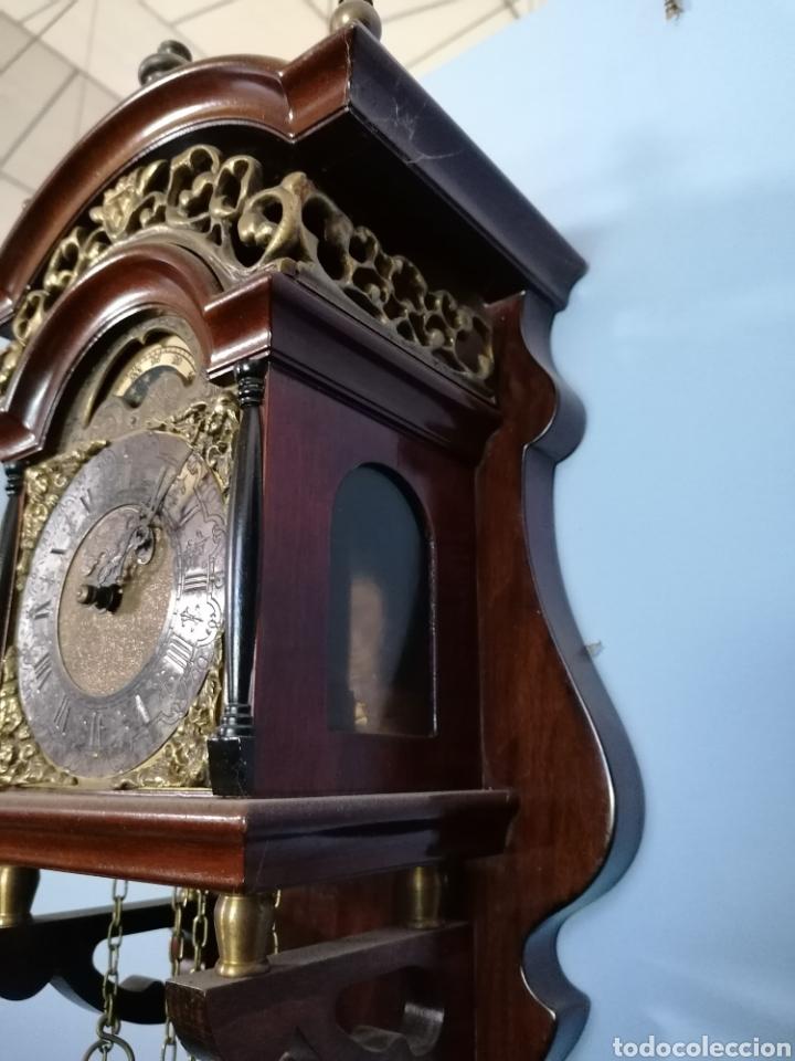Relojes de pared: Reloj holandés - Foto 2 - 204305560