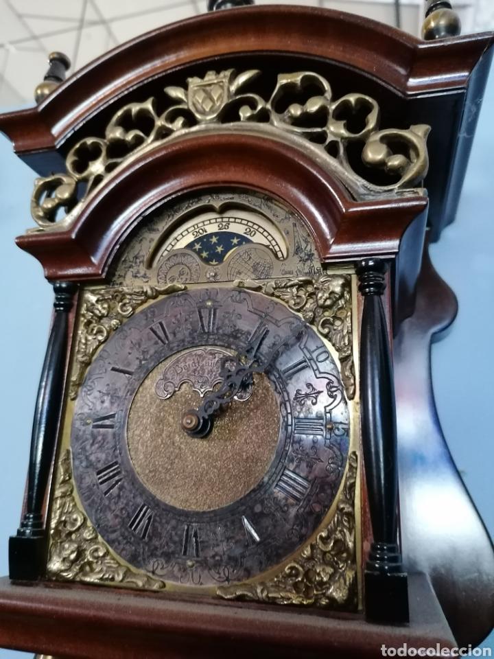 Relojes de pared: Reloj holandés - Foto 3 - 204305560