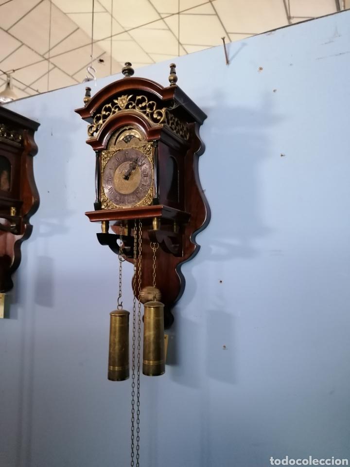 Relojes de pared: Reloj holandés - Foto 7 - 204305560