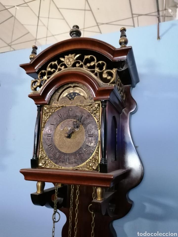 RELOJ HOLANDÉS (Relojes - Pared Carga Manual)