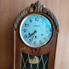 Relojes de pared: ANTIGUO RELOJ DE PARED. Lote 204357578