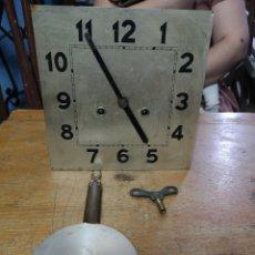 Relojes de pared: RELOG ANTIGUO DE PARED.. Lote 204839175