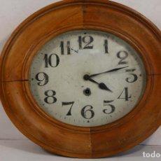 Orologi da parete: RELOJ ANTIGUO OJO DE BUEY. Lote 204850956