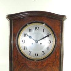 Orologi da parete: ANTIGUO RELOJ DE PARED A CUERDA MARCA ALIX EXCELENTE PIEZA DE COLECCIÓN. Lote 205025101