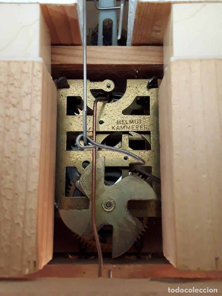 Relojes de pared: ANTIGUO RELOJ CUCO SELVA NEGRA - Foto 4 - 205196306