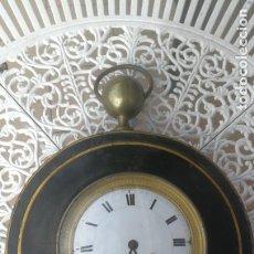Relojes de pared: RELOJ PARA RESTAURAR. Lote 205536063