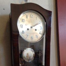 Orologi da parete: ANTIGUO RELOJ DE PARED ALEMÁN SARS SONERIA. Lote 205706783