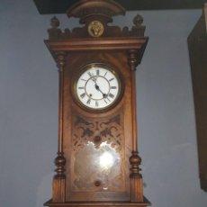 Relojes de pared: RELOJ DE PARED ANTIGUO LENZKIRCH. Lote 206210317