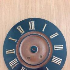 Relojes de pared: ESFERA PARA RELOJ OJO DE BUEY 25 MM.. Lote 206222316