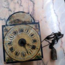 Relojes de pared: RELOJ PARED RATERA. Lote 206235233