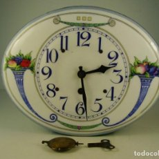Relojes de pared: RELOJ DE PARED. 1900. Lote 206261433