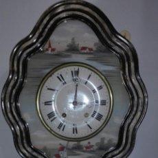 Relojes de pared: RELOJ DE PARED DESCONOZCO SI FUNCIONA. Lote 206305522