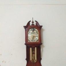 Relojes de pared: RELOJ DE PARED MICRO, TEMPUS FUGIT - VER FOTOS. Lote 206904323