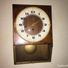 Relojes de pared: RELOJ DE PARED CARRILLON FHS ALEMANIA. Lote 206937290
